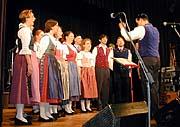 Ensemble Moravia Cantat (Foto: Autorin)