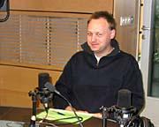 Politolog Jan Bureš