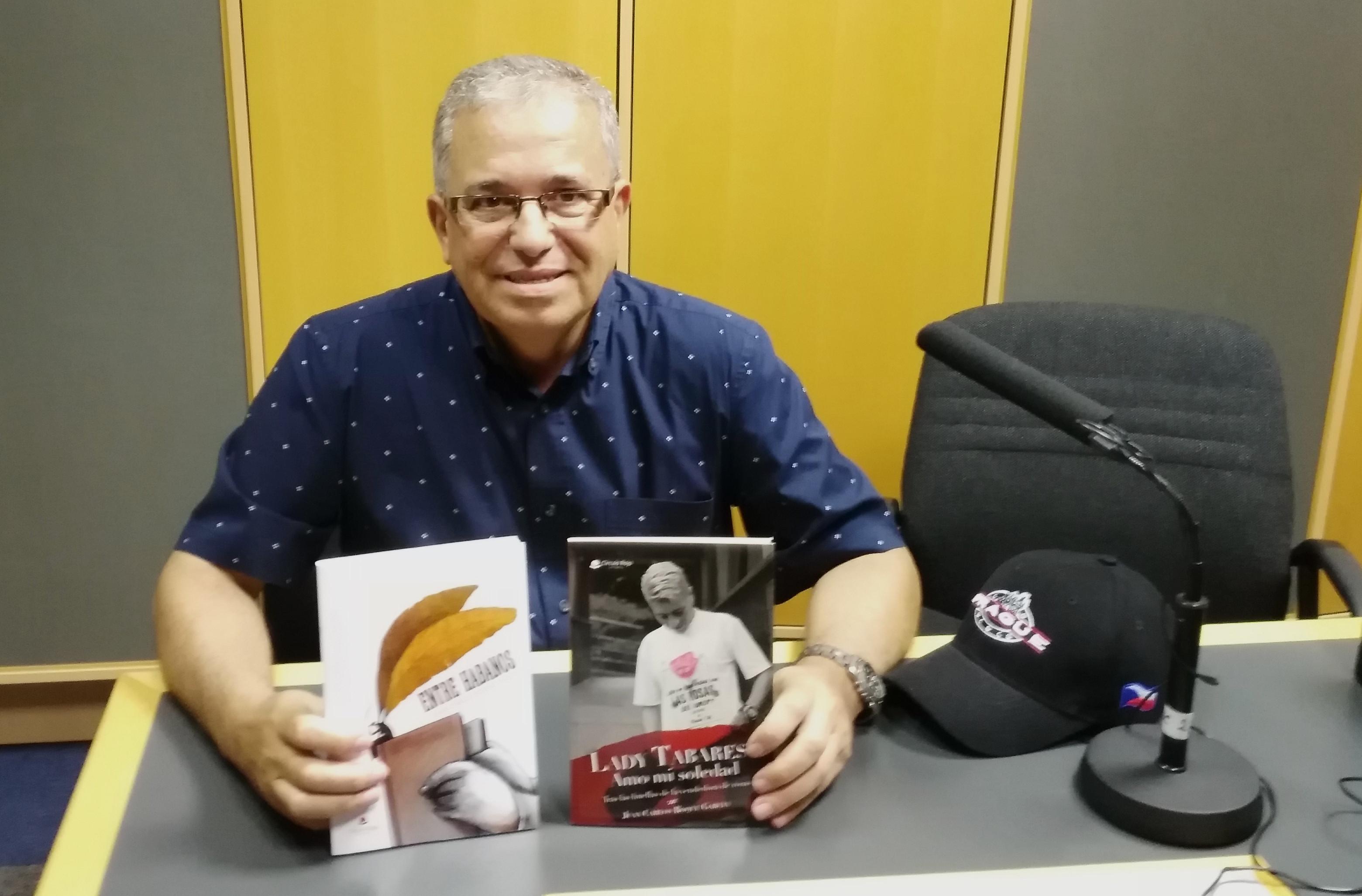 Juan Carlos Roque, foto: Enrique Molina