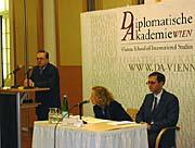 Konference očeské krajanské menšině ve Vídni, foto: Gerald Schubert