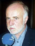 Prezident České stomatologické komory Jiří Pekárek, foto: Autor
