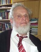 Profesor Petr Hájek, foto: Autor
