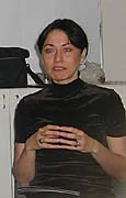 Michaela Hajkova (Foto: Autorin)