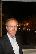 Historiker Gernot Heiss (Foto: Autor)