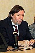 Christoph Heubner (Foto: Autorin)
