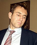 Vicepremiér pro ekonomiku Martin Jahn, foto: Zdeněk Vališ