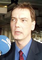 Stellvertretender Bürgermeister von Pilsen, Miroslav Kalous (Foto: Zdenek Valis)