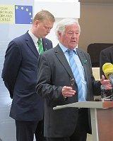 Miroslav Lehký (rechts). Foto: Martina Schneibergová