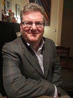 Steve Muir, photo: David Vaughan