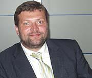 Ministr dopravy Aleš Řebíček
