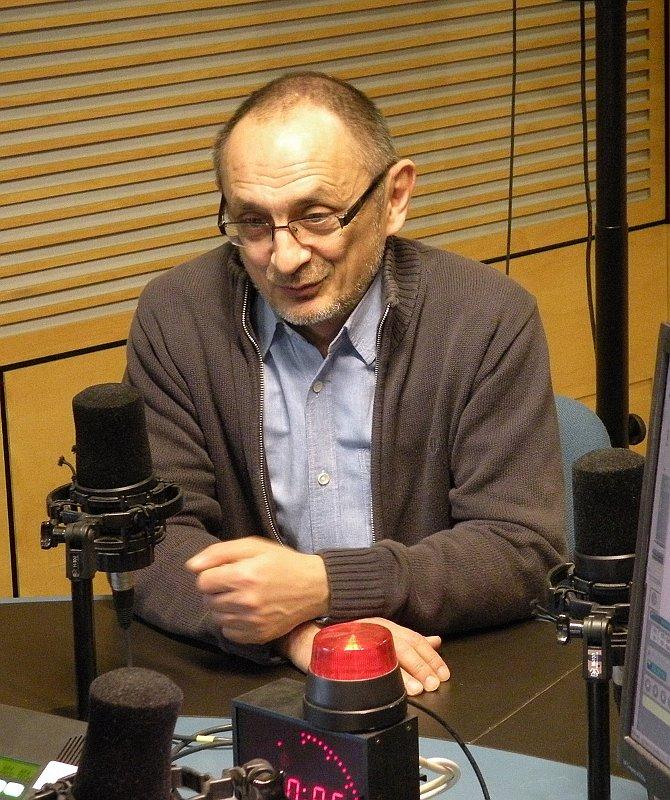 Александр Морозов (Фото: Милош Турек, Чешское радио - Радио Прага)