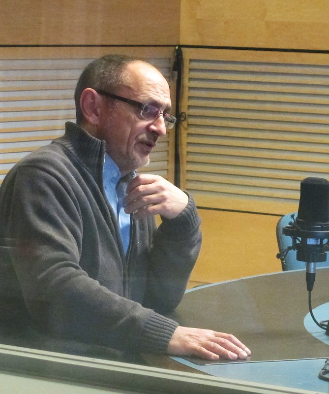 Александр Морозов (Фото: Кристина Макова, Чешское радио - Радио Прага)