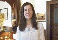 Jana Rydlová, foto: Zdeňka Kuchyňová