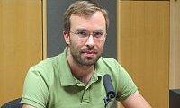 Историк Ян Сейдл (Фото: Кристина Макова, Чешское радио - Радио Прага)