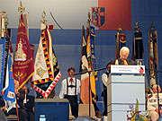 Der 55. Sudetendeutsche Tag - Edmund Stoiber (Foto: Martina Schneibergova)