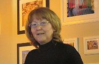 Milena Štráfeldová, photo: Martina Bílá