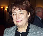 Ředitelka Ústavu experimentální medicíny Eva Syková, foto: Autor