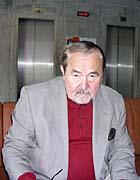 Otto Ulč, foto: Archiv Radia Praha