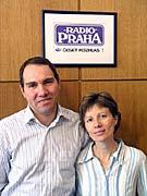 Jean-Paul and Agnes Simoni