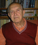 Dušan Zbavitel, photo: archive of Radio Prague