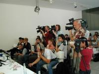 Pracovníci médií (Ilustrační foto: Jana Šustová)