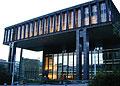 Le bâtiment de l'ancien Parlement fédéral