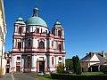 Bazilika minor sv. Vavřince a sv. Zdislavy v Jablonném v Podještědí