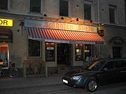 Czech pub Svejk in Stockholm, photo: Author