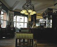 Café im Haus zur Schwarzen Mutter Gottes (Foto: Martina Schneibergová)