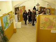Výstava k90. letému připojení Hlučínska kČeskoslovensku, foto: Andrea Fajkusová