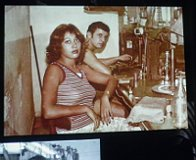 Triana y Eli Katz, foto: Zdeňka Kuchyňová