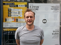 Tomáš Kelar, photo: Ian Willoughby