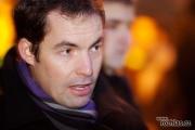 Martin Zbela - předseda Dělnické mládeže (Foto: Tomáš Adamec)