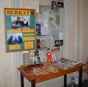 Stánek Berkatu na Veletrhu neziskových organizací v Praze