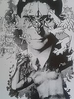 Franz Kafka visto por Izquierdo, foto: Carlos Ferrer