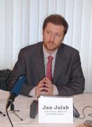 Jan Jařab (Foto: Jana Šustová)