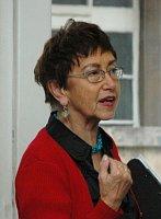 Jiřina Šiklová, photo: Jana Šustová