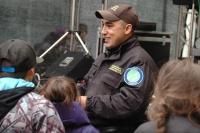 Romský asistent prevence kriminality v Sokolově Josef Turko (Foto: Jana Šustová)