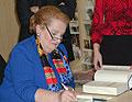 Madeleine Albrightová podepisovala v Praze své paměti