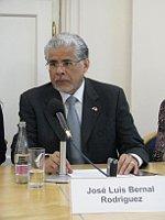 José Luis Bernal, foto: Ivana Vonderková