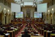 Konference Multikulturní dialog na Magistrátu hl. m. Prahy (Foto: Jana Šustová)