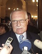 Prezident Vclav Klaus