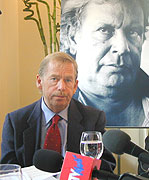 Vaclav Havel (Foto: Freddy Valverde)