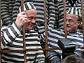 Canciller checo, Cyril Svoboda en la celda (Foto: autor)