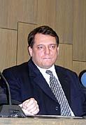 Jiří Paroubek, předseda ČSSD