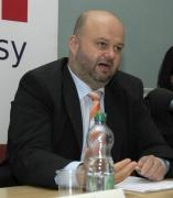 Ministr vnitra Martin Pecina (Foto: Jana Šustová)