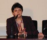 Ministryně Džamila Stehlíková
