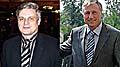 Vlastimil Tlusty und Mirek Topolanek