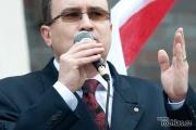 Předseda Dělnické strany Tomáš Vandas (Foto: Tomáš Adamec)
