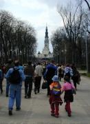 Výstup na Jasnou Horu v Čenstochové (Foto: Jana Šustová)